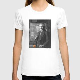 Imagination > Knowledge T-shirt