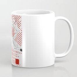 Bamboo Pattern Coffee Mug