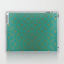Pattern_Gold Laptop & iPad Skin