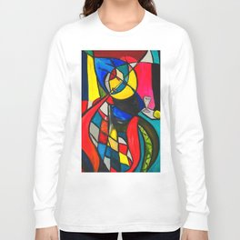 Within the Circle #society6 #decor #buyart Long Sleeve T-shirt
