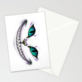 CHESIRE SMILE Stationery Cards