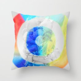 Habitus Throw Pillow