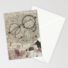 places to dream of Stationery Cards