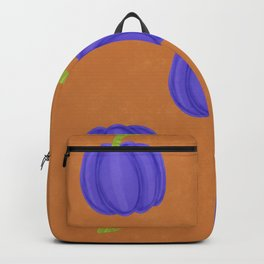 Orange season Backpack