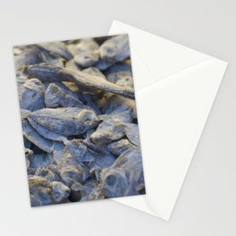 Dried Fish Stationery Cards