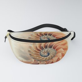 Shell of life Fanny Pack
