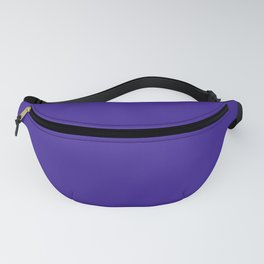 color for pattern 4 (#3A1F94-pixie powder) Fanny Pack