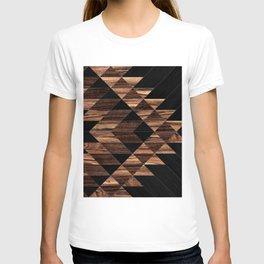 Urban Tribal Pattern No.11 - Aztec - Wood T-Shirt