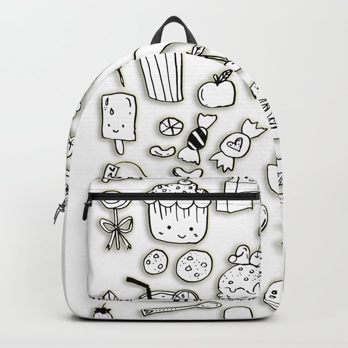 Forever Tea Time 2 Backpack