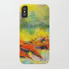 Beloved, it is morn Slim Case iPhone X