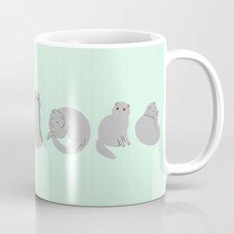 Phases of Nim Mint Coffee Mug