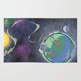 New Planet / Astr0 Pi6 Rug