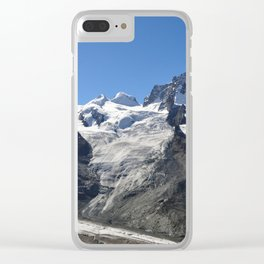 Alpine Landscape III Clear iPhone Case