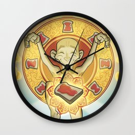 L'equilibrio divino Wall Clock