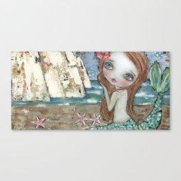 Mermaid II Canvas Print