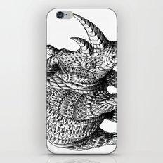 Rhinoceros iPhone & iPod Skin
