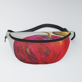 Kaleidoscope Apple or APPLE FOR THE TEACHER Fanny Pack