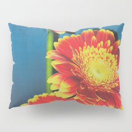 Daisies Gone By Pillow Sham