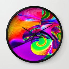 Strummm ! Wall Clock