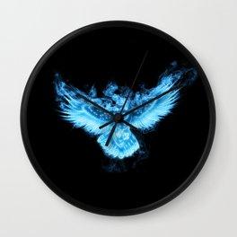 OWL PATRONUS Wall Clock