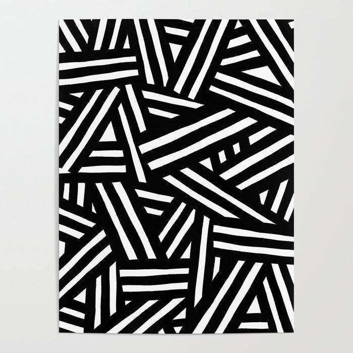 Monochrome 01 Poster