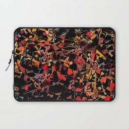 Sketchy Mosiac Laptop Sleeve