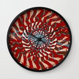 Moonfire Music Video - Image #1 Wall Clock