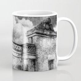 Tobbaco Dock London Vintage Coffee Mug