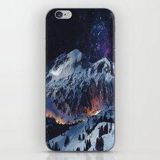 Magical Mountain iPhone & iPod Skin