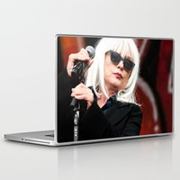blondie Laptop & iPad Skins featuring Blondie by Euan Anderson