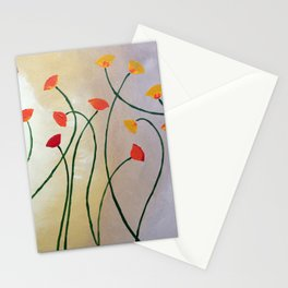 Tall Poppy Stationery Cards