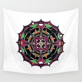 Mandala 010 Wall Tapestry