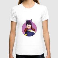 batgirl T-shirts featuring Batgirl by Rabassa