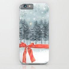 wintertrees iPhone 6s Slim Case