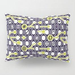 geek spirit (Acid green) Pillow Sham