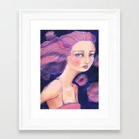 jane davenport Framed Art Prints featuring Move on by Jane Davenport by Jane Davenport