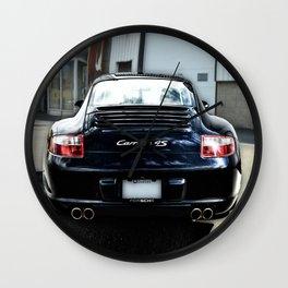 Porsche 911 - 997 Classic Car Wall Clock