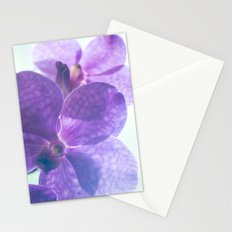 Orchid Vanda 82 Stationery Cards