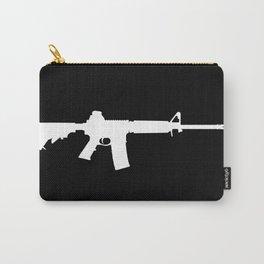 AR-15 (on black) Carry-All Pouch