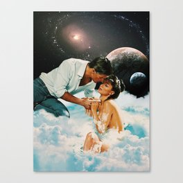 The Beautiful and the Damned Canvas Print