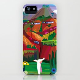 Marin County: The Hills have Eyes iPhone Case
