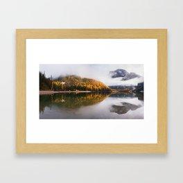 Dolomites 09 - Italy Framed Art Print