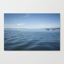 deep and away Canvas Print