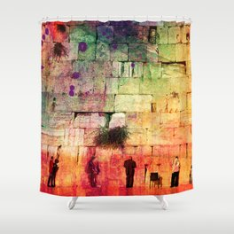 kotel Shower Curtain