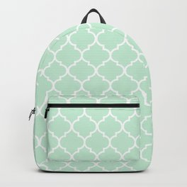 MINT QUATREFOIL Backpack