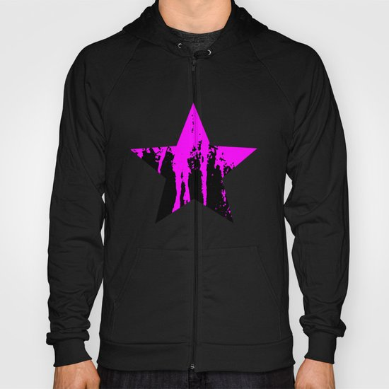 Scratched Paint Hoody