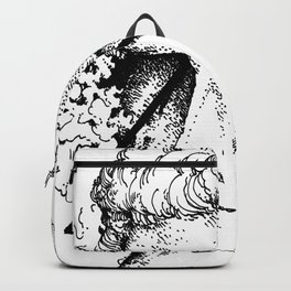 down to zise Backpack