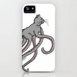 Octopussy (2014) colour iPhone Case