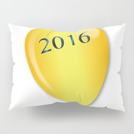 2016 Baloon Pillow Sham