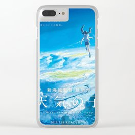 Weathering with You // Tenki no Ko Clear iPhone Case